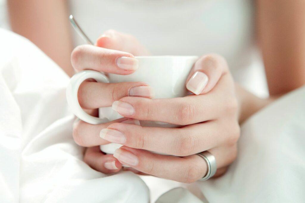 Cosmetische Manicure