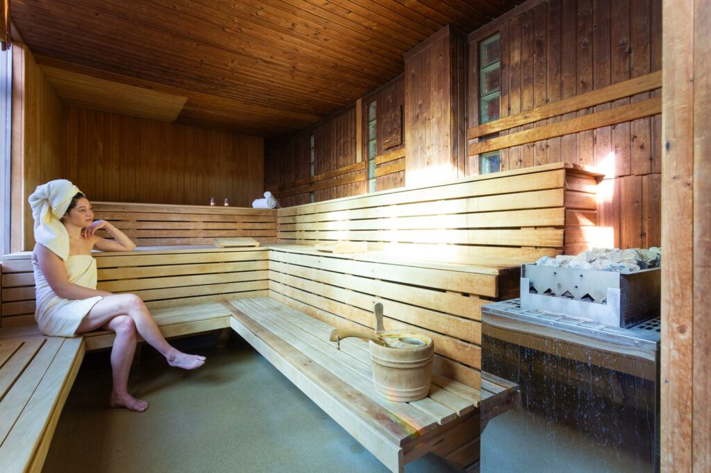 Finse Sauna
